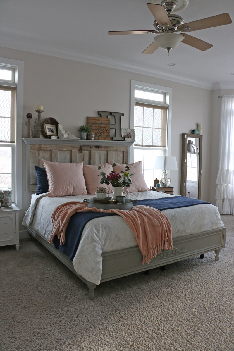 Big Bedroom Ideas: Comfort and Convenience