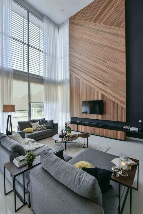 Living Room with TV Ideas 3