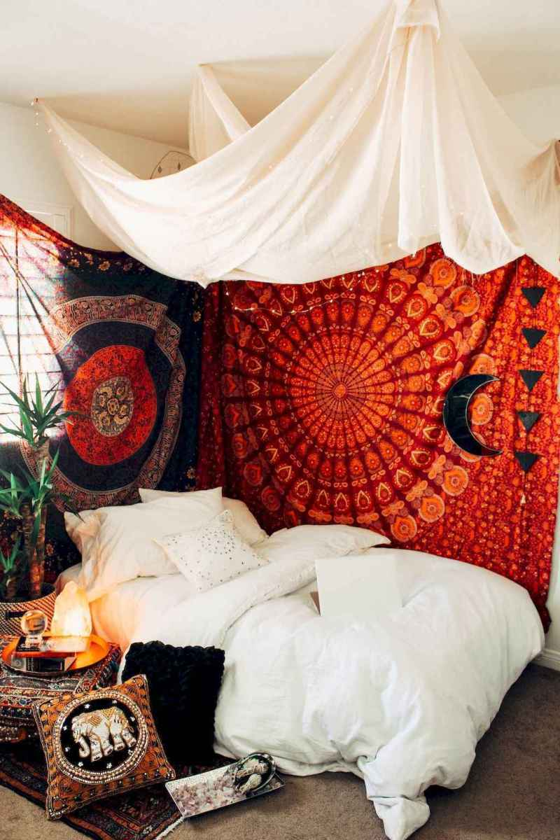 Boho Bedroom Ideas: Search for Theme