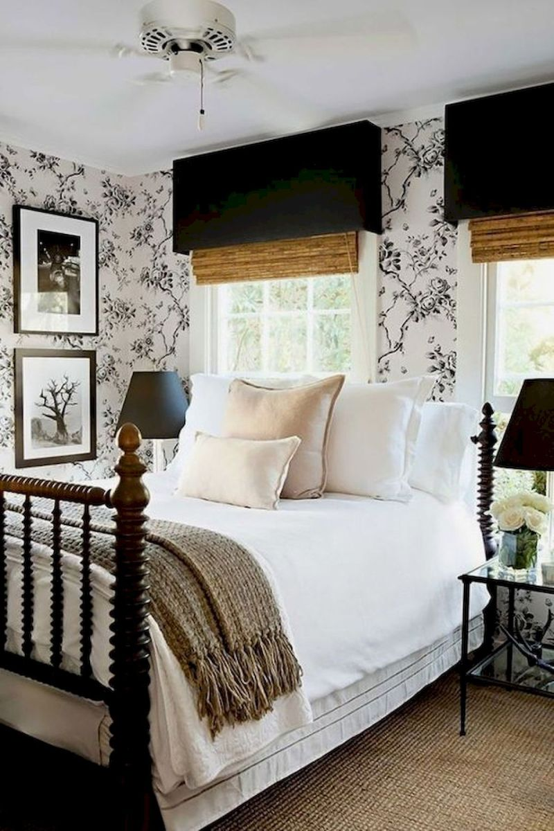 Farmhouse Bedroom Ideas: Storage style