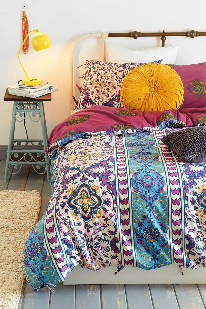Bohemian Bedroom Ideas: Accessories