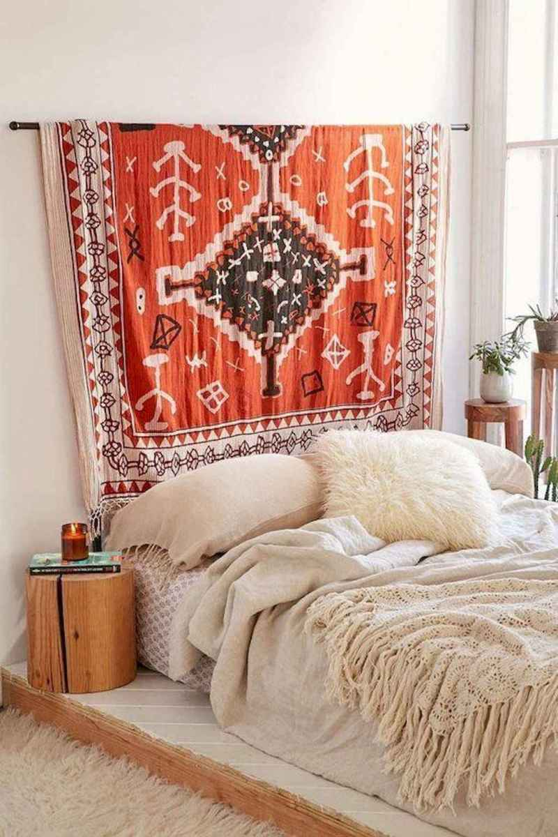 Bohemian Bedroom Ideas: Color Choice