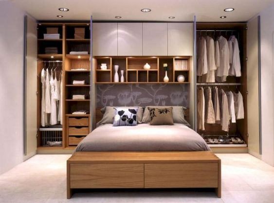 Bedroom Organization Ideas 5