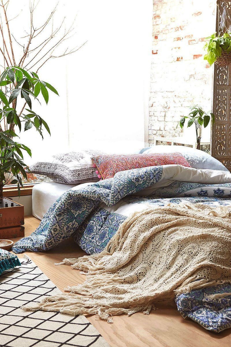 Bohemian Bedroom Ideas: Furniture Design