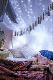 Boho Bedroom Ideas: Choose White