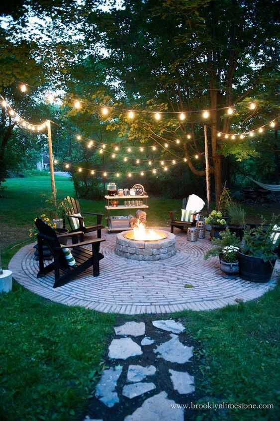 Backyard Lighting Ideas: Breathtakingly Stunning