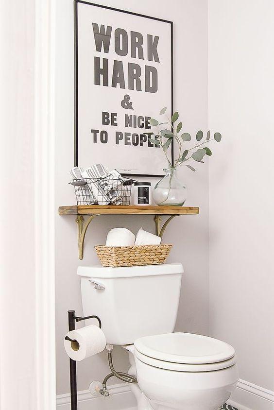 bathroom shelf ideas 11