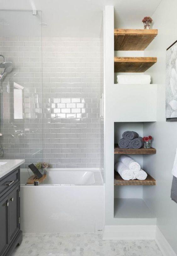 bathroom shelf ideas 14