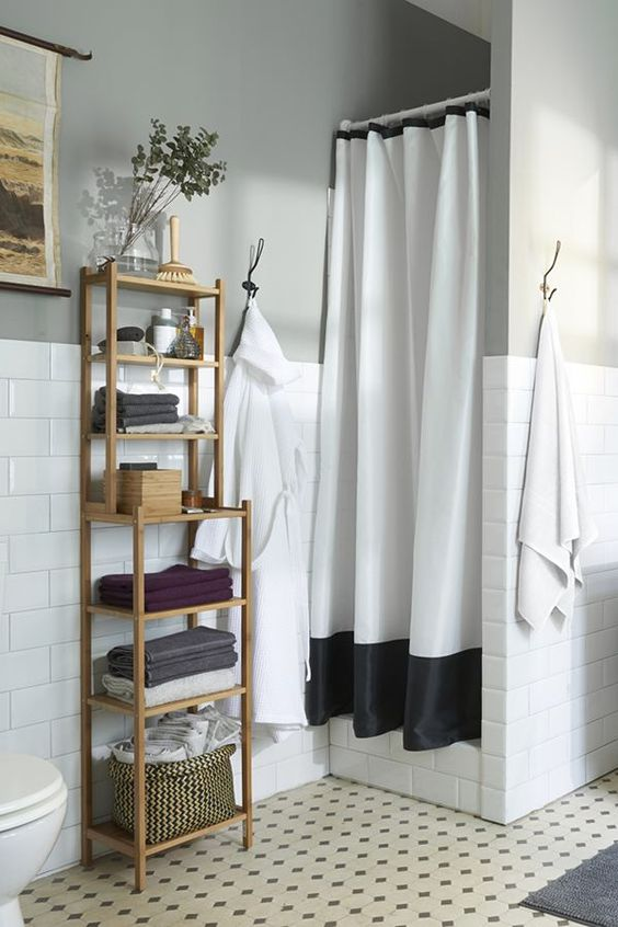 bathroom shelf ideas 18