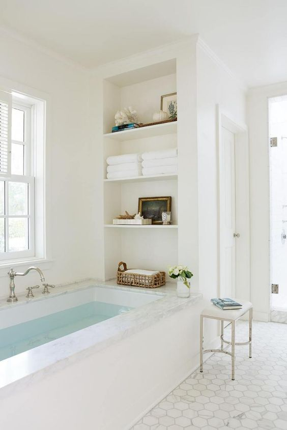 bathroom shelf ideas 21