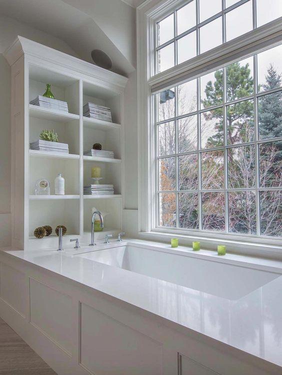bathroom shelf ideas 25
