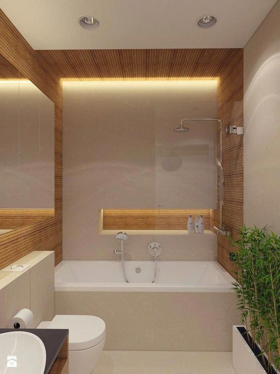 Bathroom Wood Ideas: Style It!