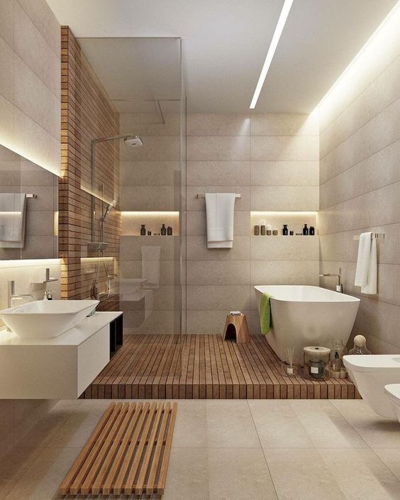 Bathroom Wood Ideas: Make It Eye-Catching!