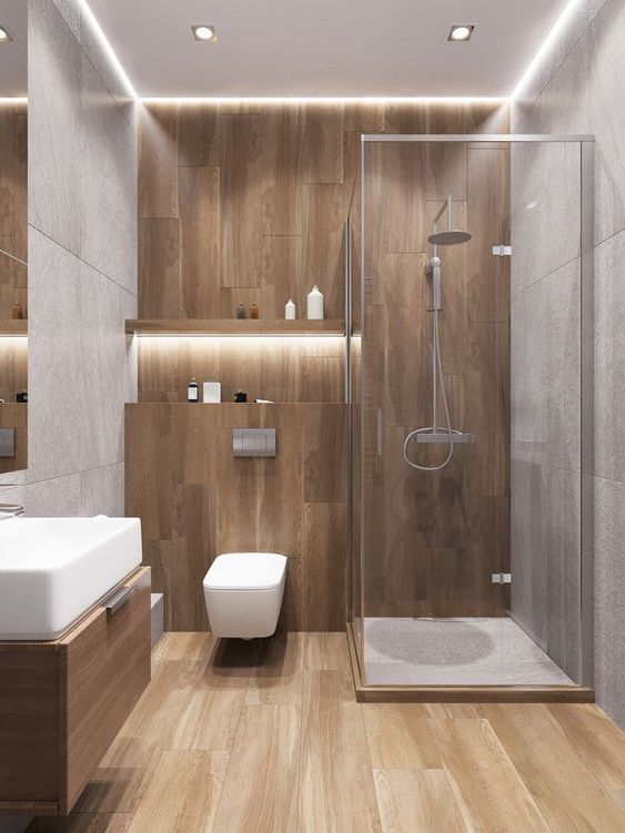 Bathroom Wood Ideas: Enhance It!
