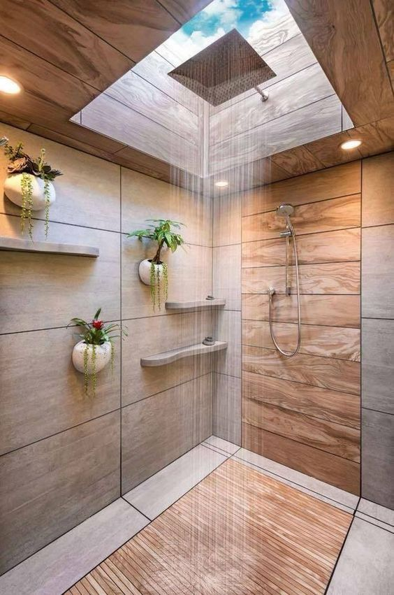 bathroom wood ideas 8