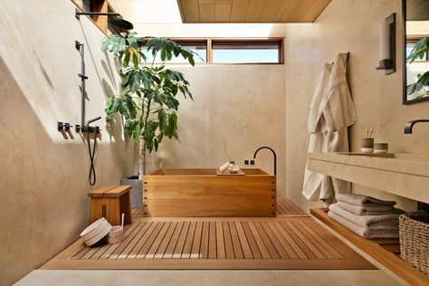 bathroom wood ideas feature