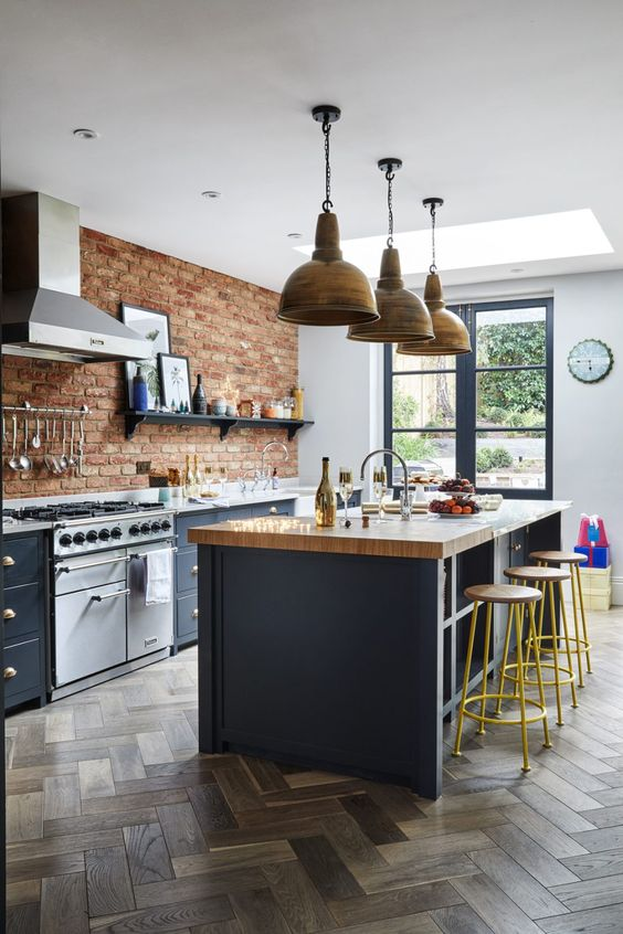 black kitchen ideas 19