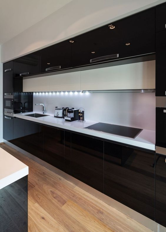 black kitchen ideas 21