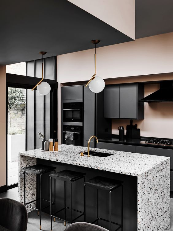 black kitchen ideas 9