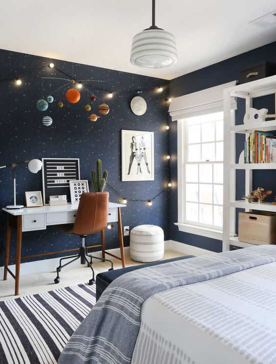 boys bedroom ideas 14