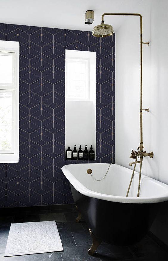 dark bathroom ideas 15