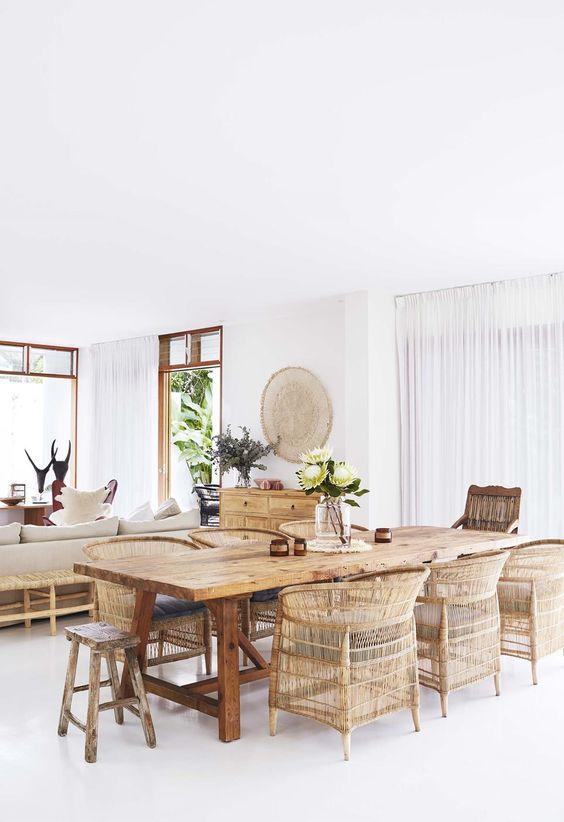 farmhouse dining room ideas 12