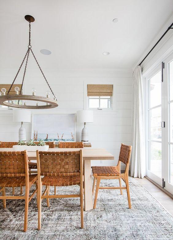 farmhouse dining room ideas 20