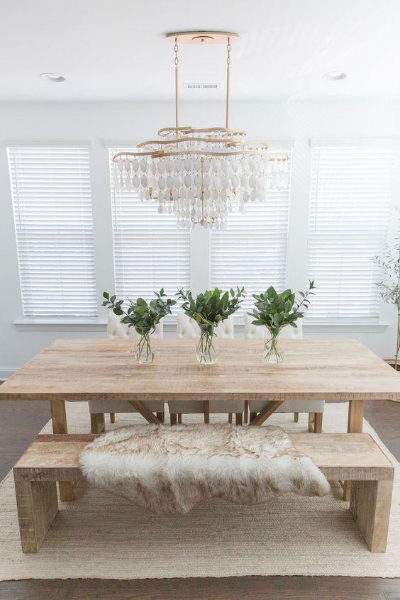 farmhouse dining room ideas 22
