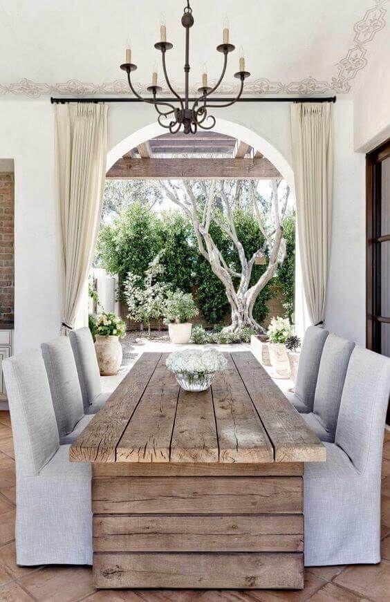 Farmhouse Dining Room Ideas: Get Closer to Nature