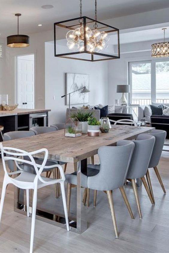 Farmhouse Dining Room Ideas: Bring It Inside
