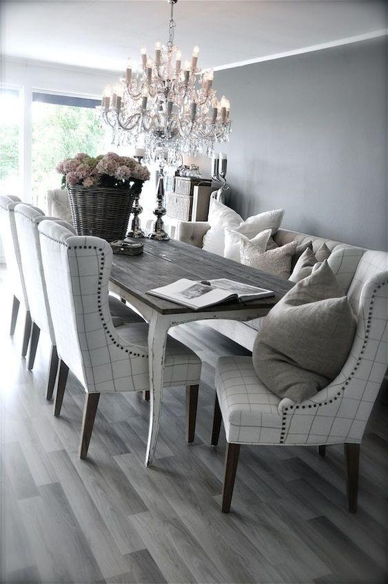 glam dining room ideas 10