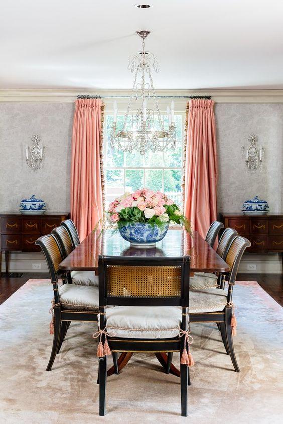 glam dining room ideas 22