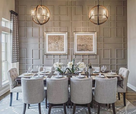 glam dining room ideas feature