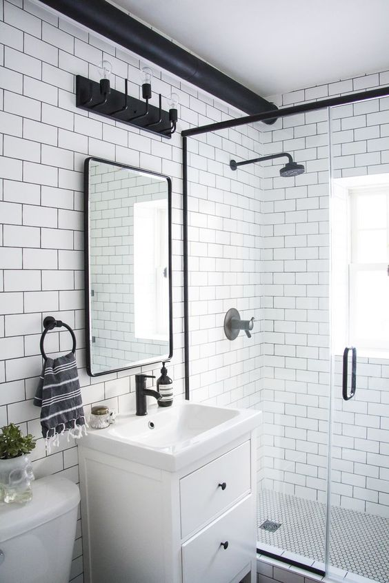 industrial bathroom ideas 12