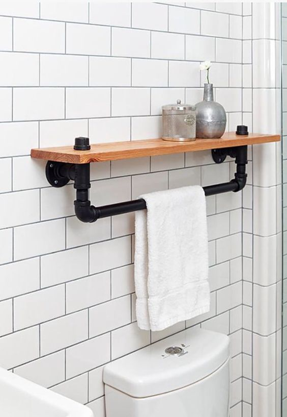 industrial bathroom ideas 17