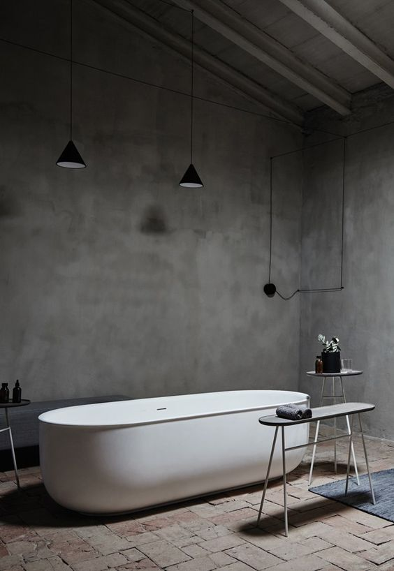 Industrial Bathroom Ideas: Intimidatingly Stylish