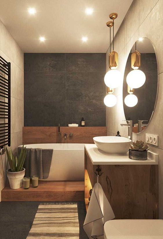 Industrial Bathroom Ideas: Make It Elegant