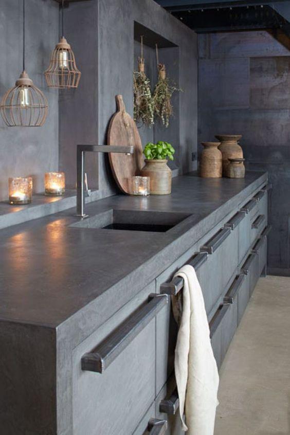 industrial kitchen ideas 17