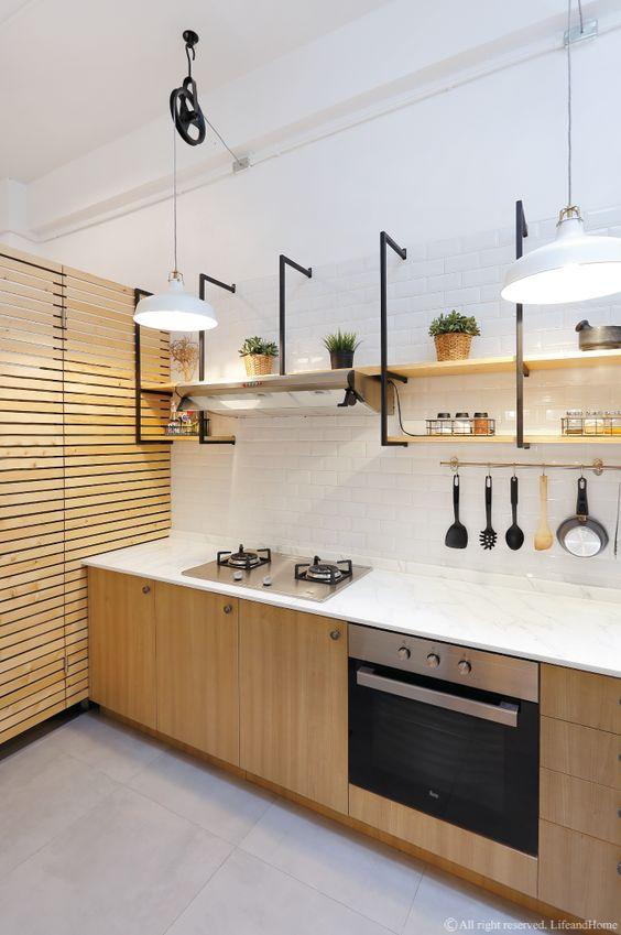 industrial kitchen ideas 18