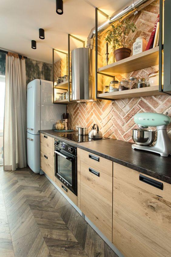 industrial kitchen ideas 20