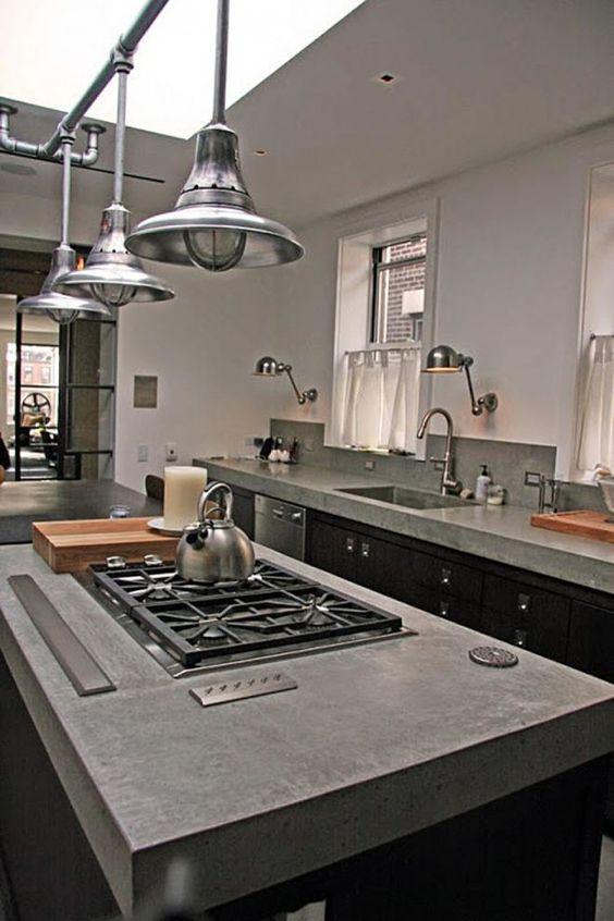 industrial kitchen ideas 23