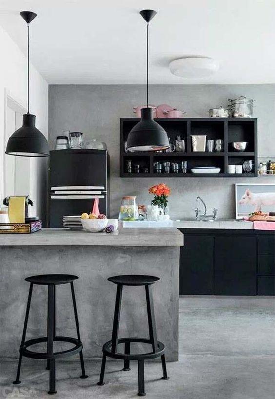industrial kitchen ideas 24