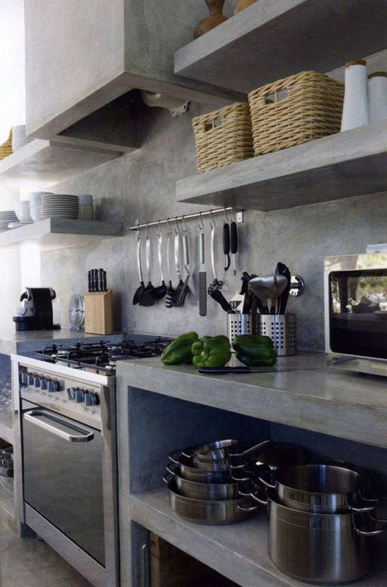 industrial kitchen ideas 25