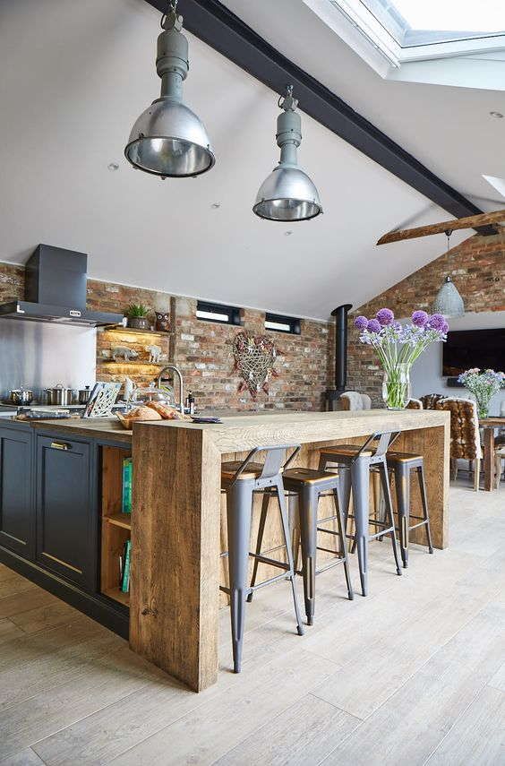 Industrial Kitchen Ideas: Jaw-dropping Industrial Kitchen