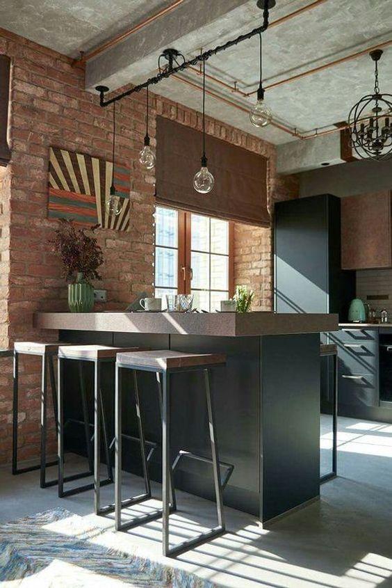 industrial kitchen ideas 5