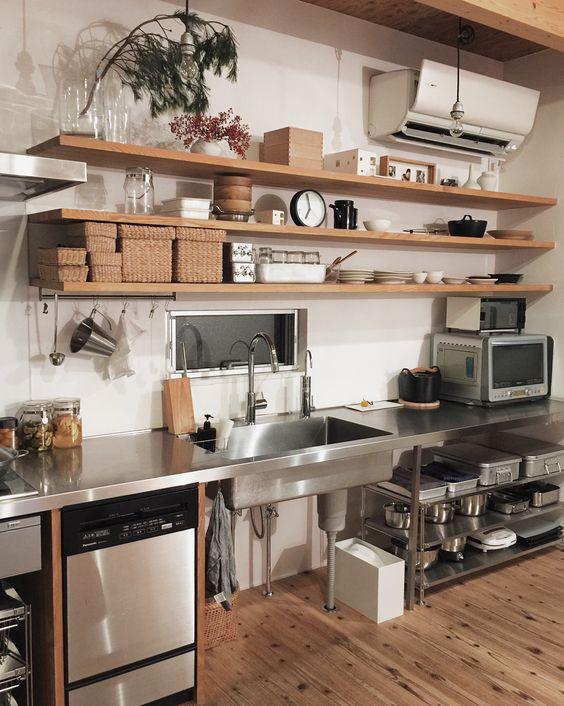 industrial kitchen ideas 7