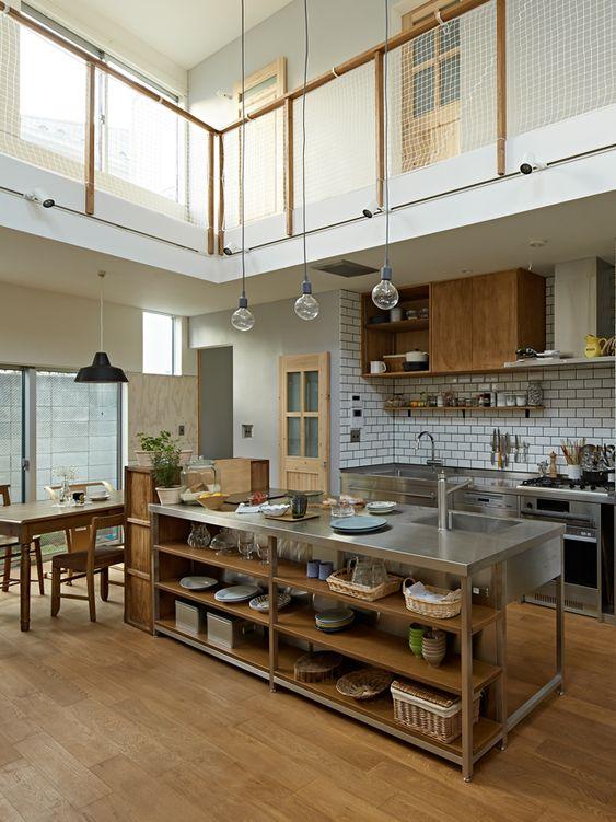 industrial kitchen ideas 8