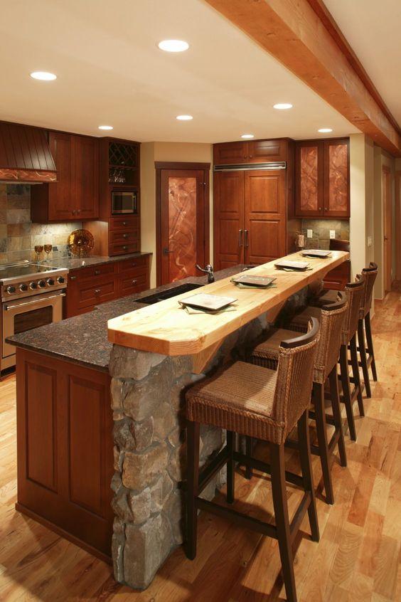 kitchen bar ideas 12