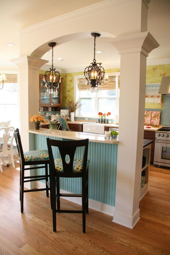 kitchen bar ideas 16