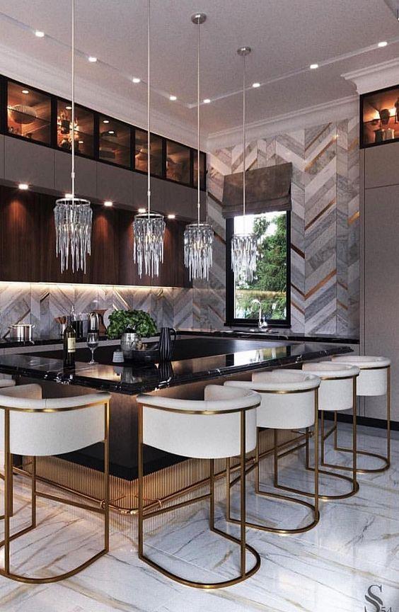 kitchen bar ideas 19